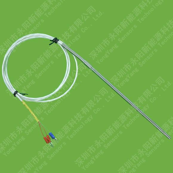 直管安装PT1000热电阻