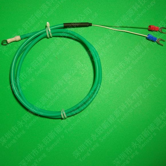 高精度线鼻子K/T/J/E型热电偶温度传感器